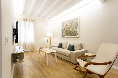 CREAM HOMES LA RAMBLA 3rd FLOOR Turismo Interior