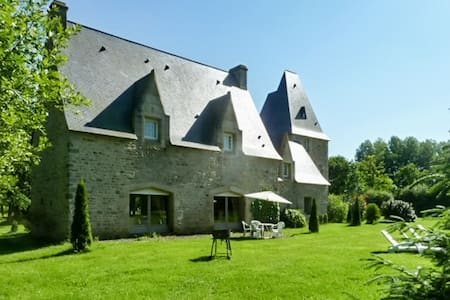 Classic mansion 10km from the zoo - Combourg