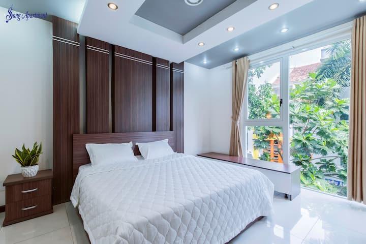 Căn Hộ Phú Mỹ Hưng Quận 7-Song Apartment-Suite45m2