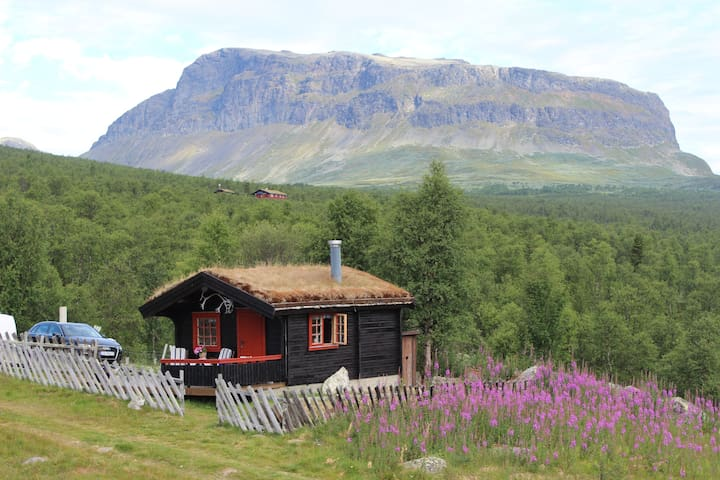 Mountain cabin Skoldungbu