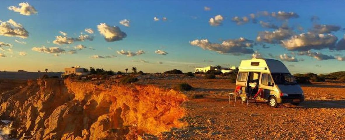 Ibiza Camperadventure - Illes Balears - Wohnwagen/Wohnmobil