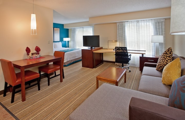 Comforts of home at the Residence inn Stafford