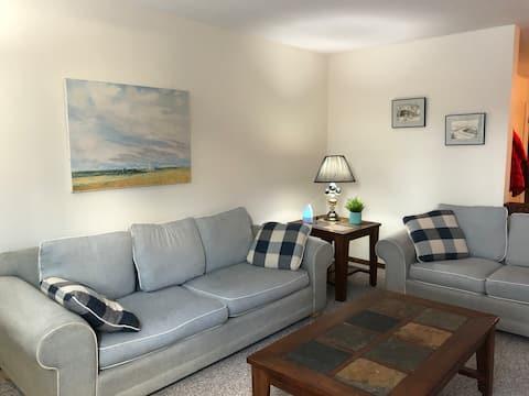 1 bedroom suite in Bonnyville apt#2