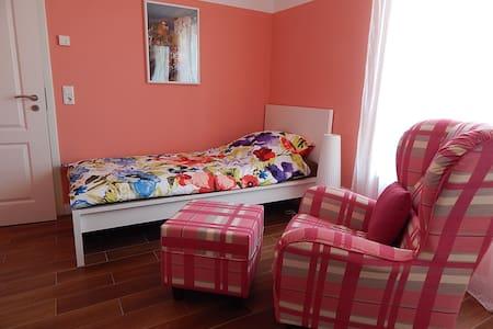 Modern room near Frankfurt, Offenbach, Hanau - Hainburg - Casa