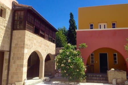 Rhodes Old town - Agios Artemios - Rhodes