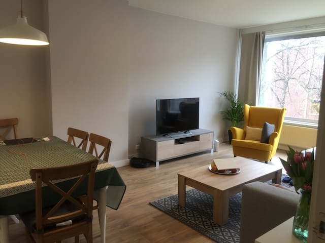 Cozy apartment great for a Family!  Amsterdam ZUID