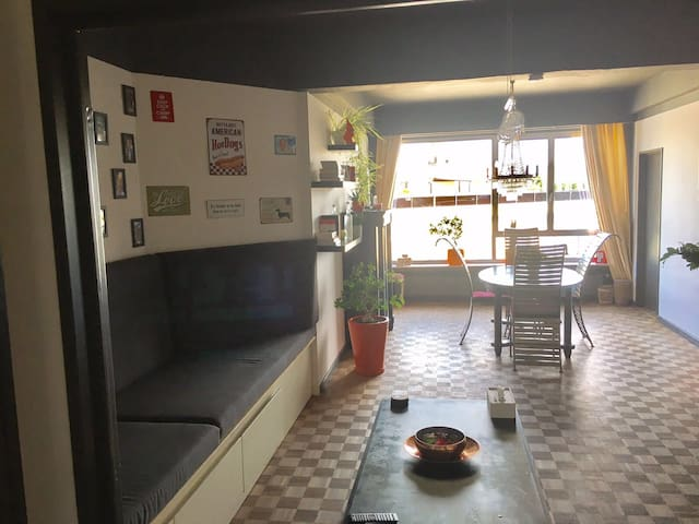 Large one bedroom apartment - Antwerpen - Appartamento