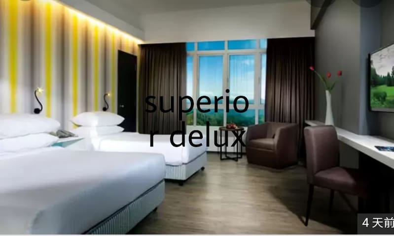 Genting Highland resorts room rental