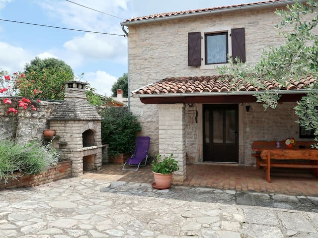Holiday House Lara for 4 persons in Labin