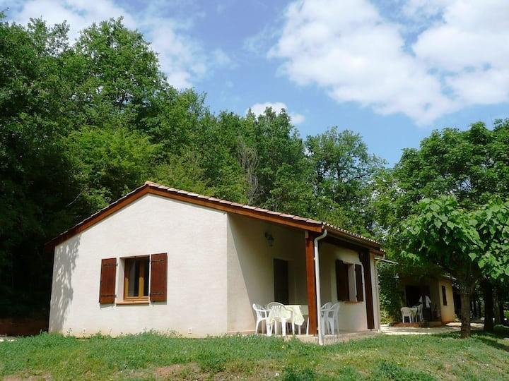 Dordogne Holiday Resort **** House 5/7 pers. #1