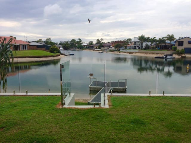 Waterfront house - Tweed Heads - House