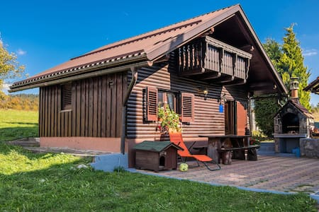 Holiday cottage with 1 bedroom on 40m² in Prezid