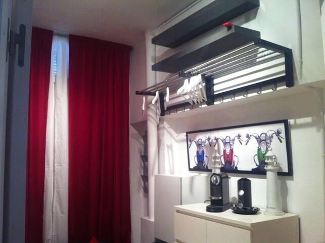 Piso de diseño muy bonito y cuidado - Esplugues de Llobregat - Apartment