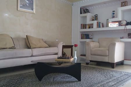 Simple, Comfortable, Private Room. - Panamá - Apartamento