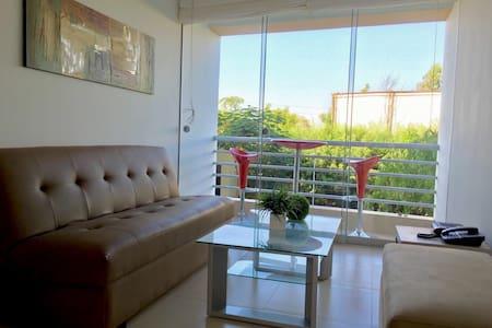 Lindo depa muy seguro, con piscina - Piura - Apartment