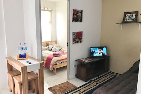 Nice Apt 2BR with Balcony in the heart of Jakarta - Pancoran - Διαμέρισμα