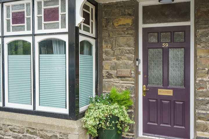 IVY GARTH pet friendly & garden, Heart of Sedbergh