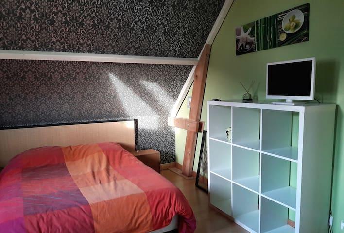 chambre meublée Lorient/Lanester - Lanester