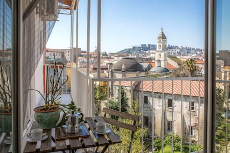 Bright and cozy apartment in the heart of Napoli