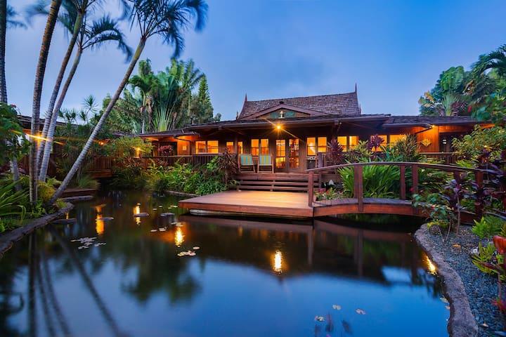 Your private resort - pool, hot-tub, tennis, sauna