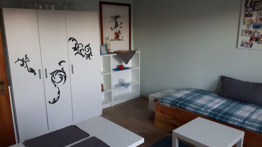 kuscheliges Privatzimmer mit guter Cityanbindung - Bremen - Rumah