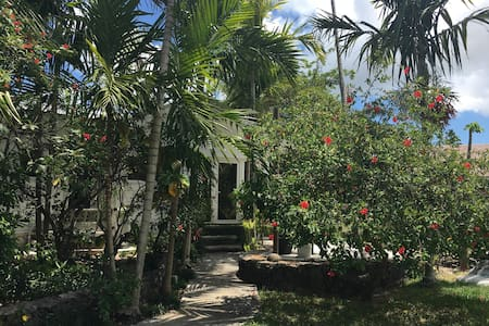 Private charming cottage and garden - Nassau - Maison