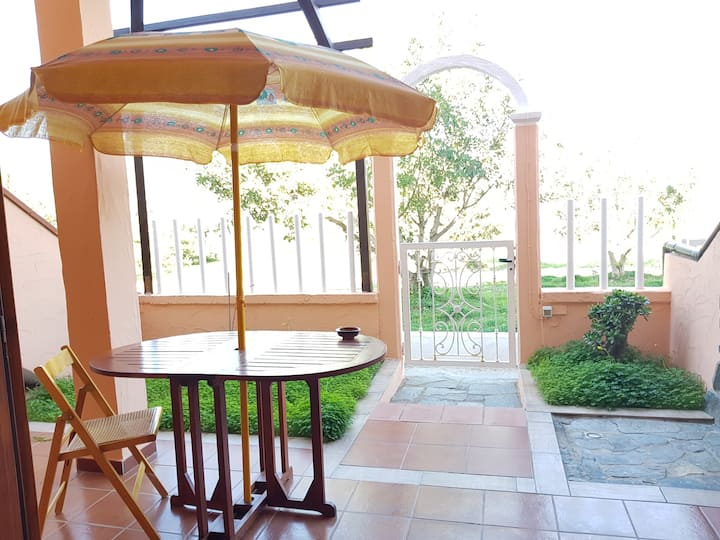 Wonderful holiday: relax in the green Villasimius