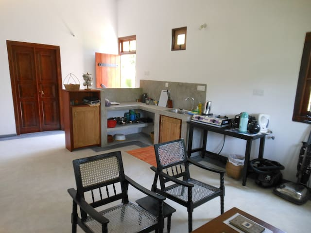 Rosevilla apartment near Unawatuna beach - Galle - Daire