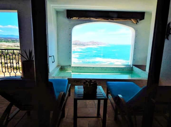 FAMILY SUITE WITH OCEAN VIEW AT VISTA ENCANTADA