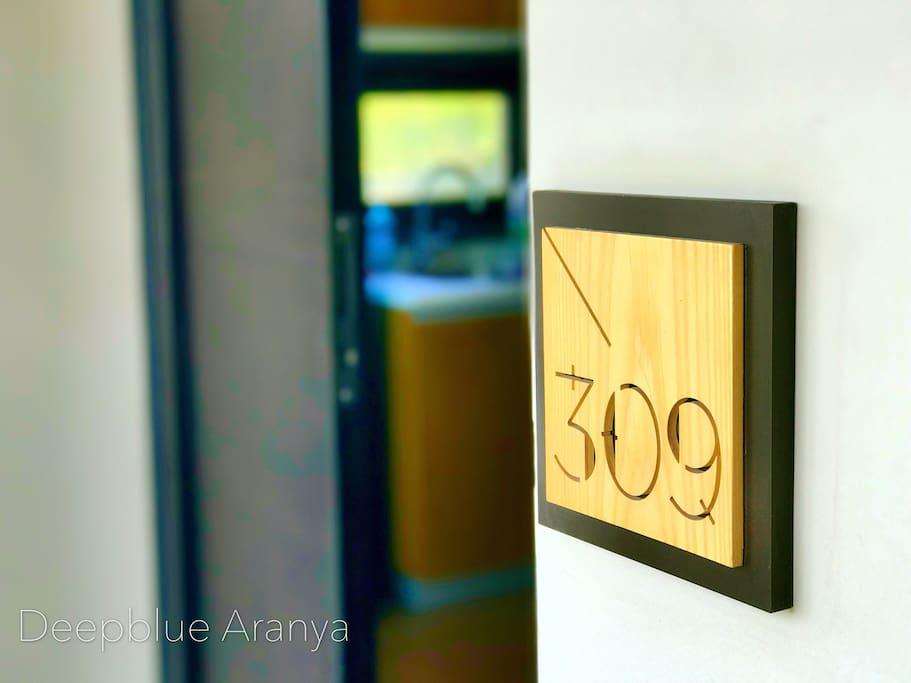 Deepblue位于瞰海公寓1-309 Deepblue located at 1-309 of seaside apartment within Aranya