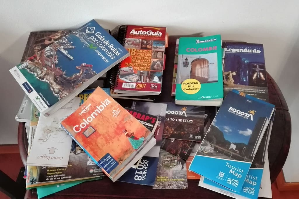 A bit of lecture to plan your next adventures !