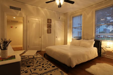 Elegant Historic Studio in Uptown - Dallas