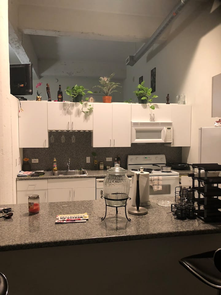 Studio LOFT /downtown/NJ/PA