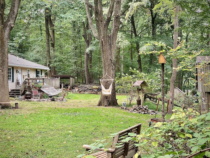 Rustic Retreat at The Homestead at Miller Rd