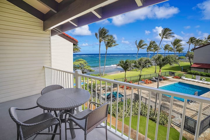 Ocean Front Views at Great Price