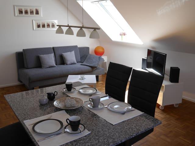 Ferienwohnung am Fuße der Baumberge - Senden - Apartment