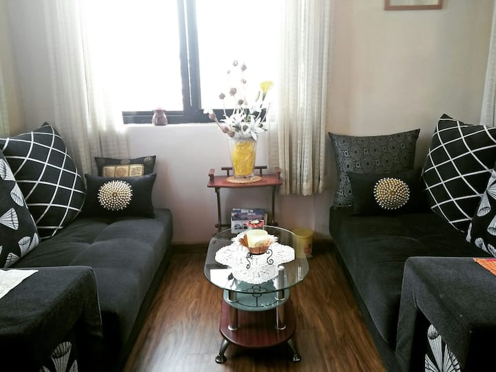 Cozy and peaceful homestay with lush jungle nearby