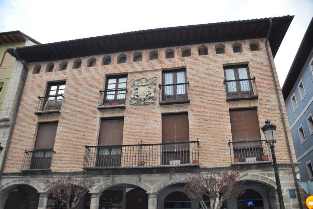 Casa Palacio Mimenza