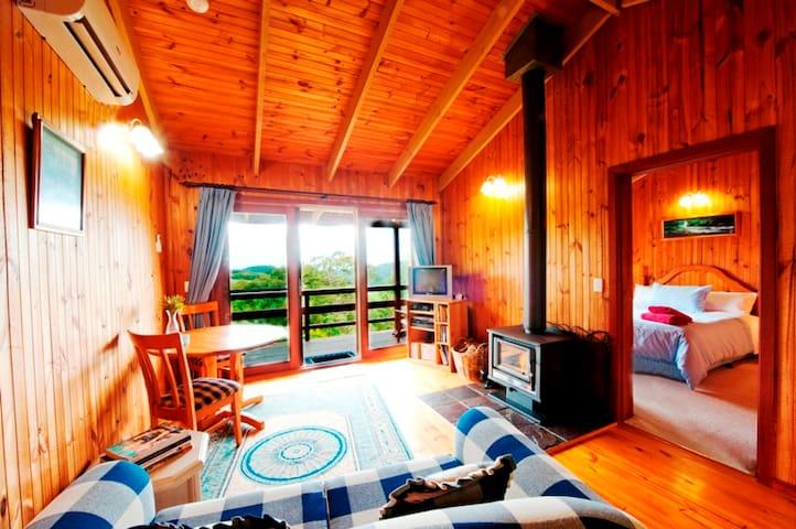 Cute & Cosy Coast & Country Cottage - Johanna
