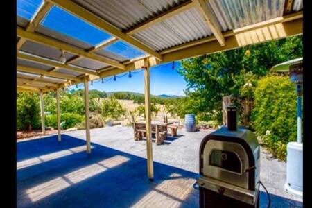 Caravan Winery &your Horses Welcome - Lancefield - その他