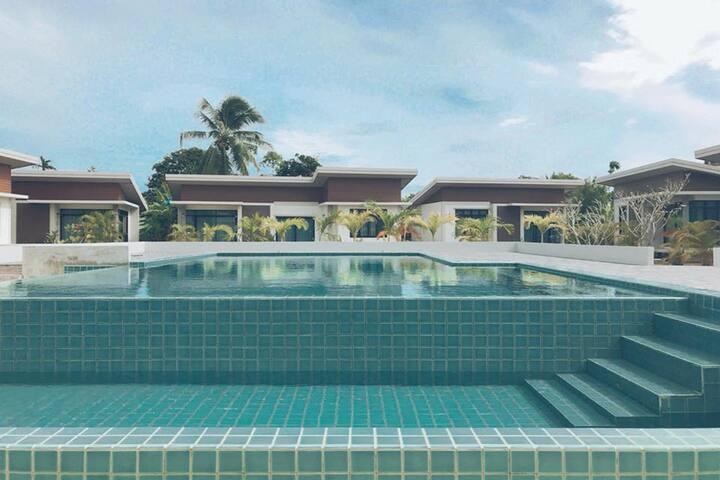 Cozy apartment on the tropical island of Koh Samui