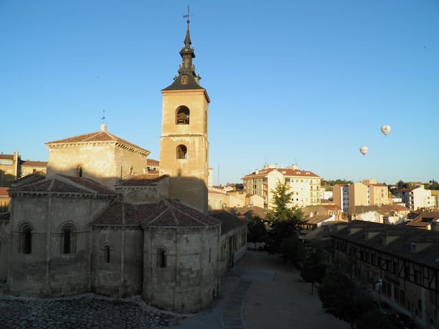 Room with a view to 1 - Segovia - Apartament