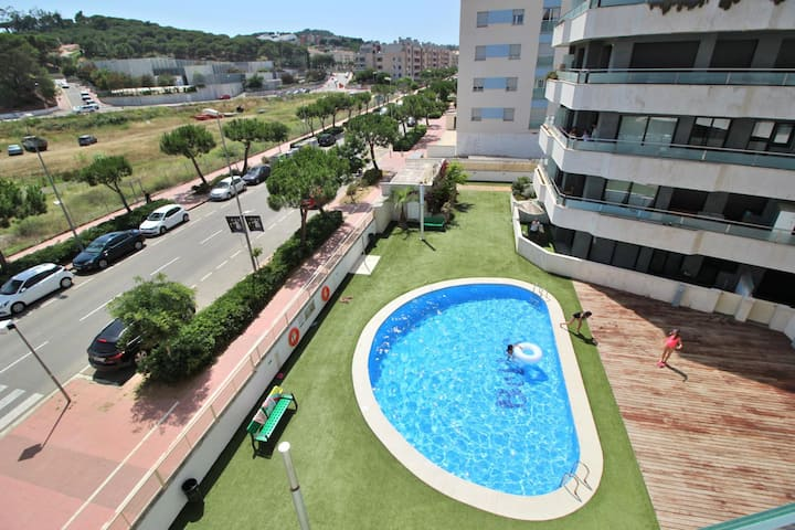 AL20 Apartment 4 pax, Fenals beach, Costa Brava