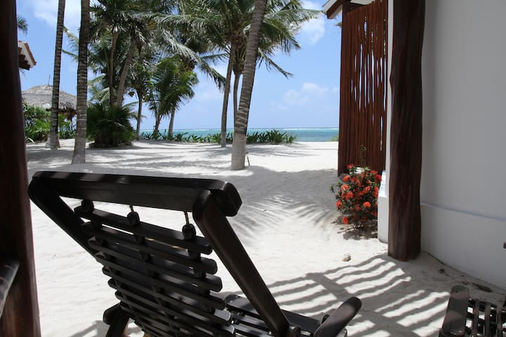 1. Ocean Front Room at Tankah 3 Bay - Tulum