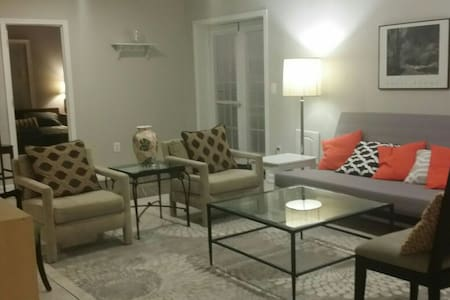 Lovely apt in convenient location - Annandale - Apartment