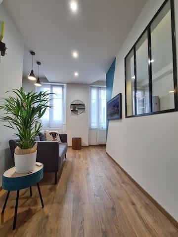 Charmant appartement au cœur de Nancy