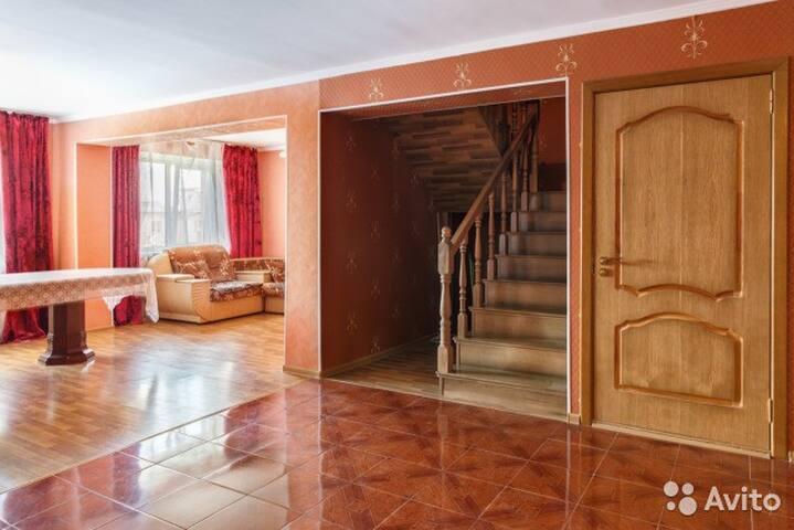 5-к квартира, 187 м², 5/5 эт.