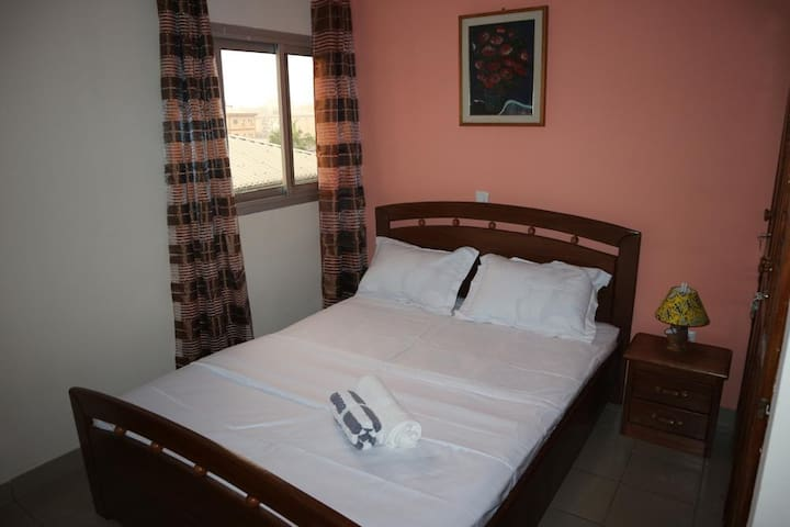 Cosy, renovated apartment in Douala