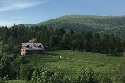 Wetlina 151 - wyjątkowy dom, w sercu Bieszczadów