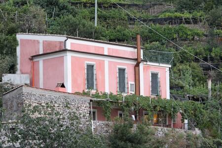 Il Casale della nonna - Full House - Maiori - Villa